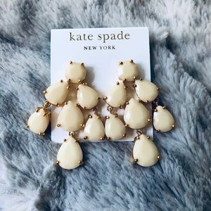 🆕 NWT Kate Spade Chandelier Earrings